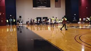 Miami-Dade County Basketball Showcase: Class of 2021.2022 Gm #4