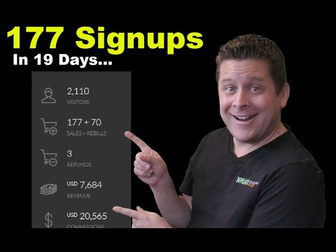 ClickFunnels + Builderall Affiliate Sales Training Make Money With Affiliate Programs