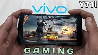 Vivo Y71i Gaming Review With Pubg Mobile