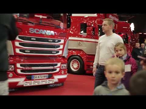 200 camions extras pour le Truck show 2018 à Ciney