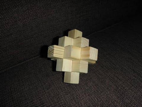 Головоломки из дерева головоломки своими руками чертежи