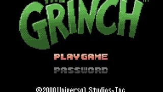 The Grinch (GBC) - Longplay