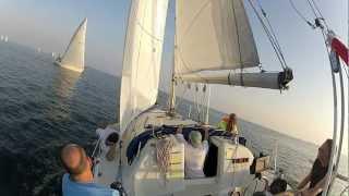 PHRF Sailing on Long Island Sound