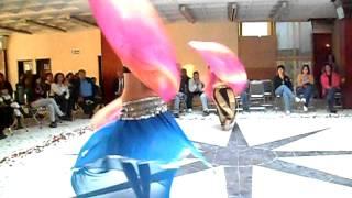 Danza con velo - Wen Bannail