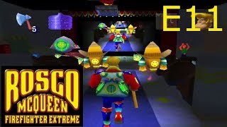 E11 But How? Let's Play Rosco McQueen Firefighter Extreme Leisure 2 Blind