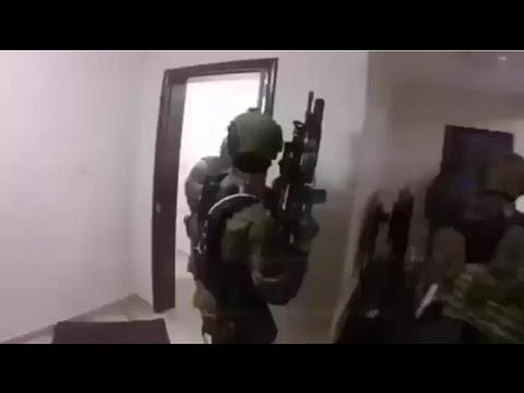 FULL El Chapo Guzman Raid - Mexican Elite Marines Safe House STABILIZED
