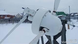 Доработка ветрогенератора