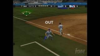 MLB SlugFest 2006 Xbox Gameplay - That's Not Legal