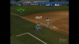 MLB SlugFest 2006 Xbox Gameplay - That