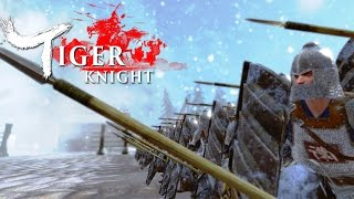 Tiger Knight: Empire War Gameplay - Mount and Blade Inspired Game