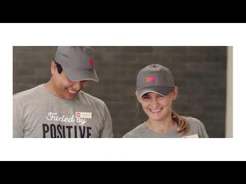 dunkin brands online university login