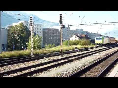 Sion - Lausanne 18.10.11