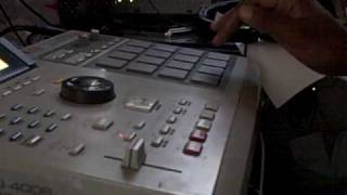ABF abstract butta fingas- Live MPC skizms- part 3