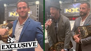 Gambar cover Undisputed Era on Working with Shawn Michaels, Holding Gold and More!