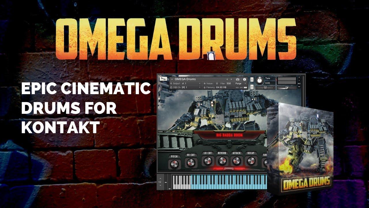 Omega Drums - VSTBuzz Video Demo