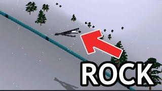"Turniej streamerów ""Ja, Rock"" *komentuje* - Deluxe Ski Jump 2 / 13.01.2020 (#4)"