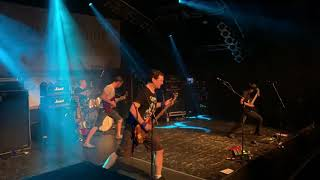 Propagandhi - Victory Lap / Night Letters Live Markthalle Hamburg 2019/07/26