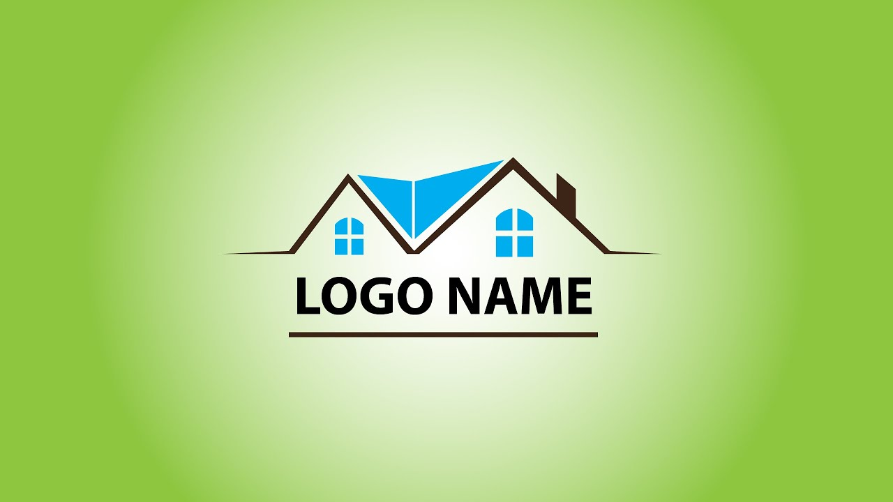 adobe illustrator professional logo design real estate logo design