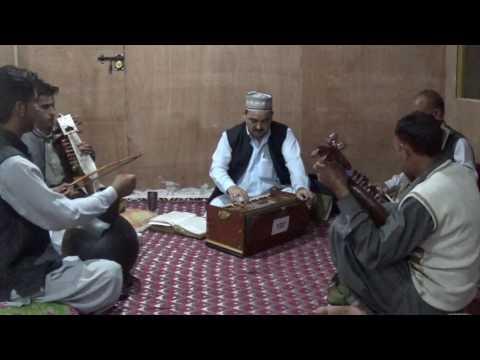 Kashmiri sofi music
