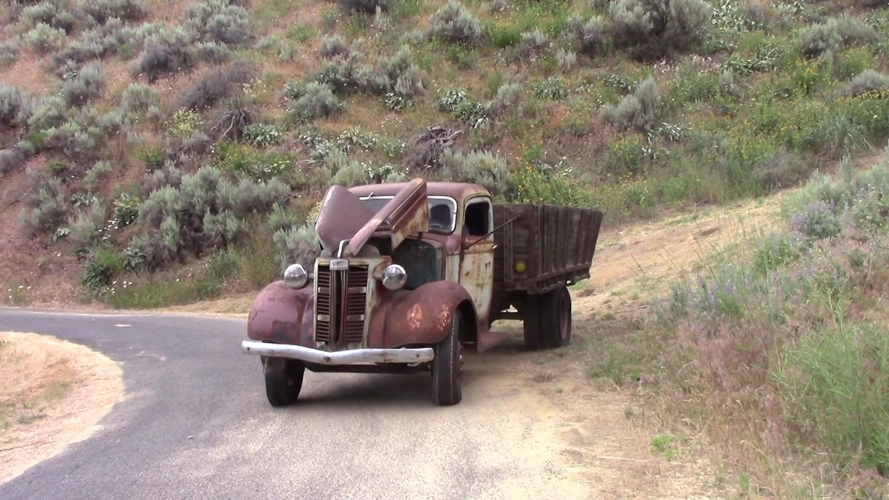 1938 GMC - LETS DRIVE IT - the V12 BUILD!