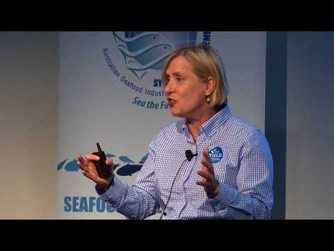 Using digital technology to reduce risk and increase yield in aquaculture - Ros Harvey
