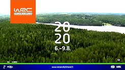 WRC - Rally Finland 2020: The rally route