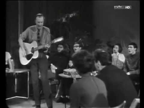 Pete Seeger, We Shall Overcome (Version #01), Berlin, DDR (GDR), 1967