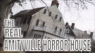 AMITYVILLE HORROR HOUSE, THE REAL DEAL, SCARY EVP'S