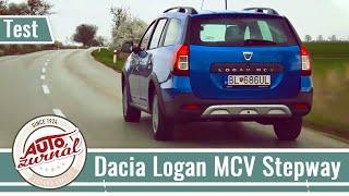 Dacia Logan MCV Stepway TEST 2019 - Automobilová popoluška