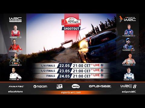 Vodafone Rally De Portugal 2020: ESports WRC Shootout - 🏆 Finals LIVE