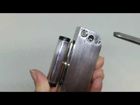 S4003 - Adjustable Set Door Hinge - Vertical Adjustment Hinge