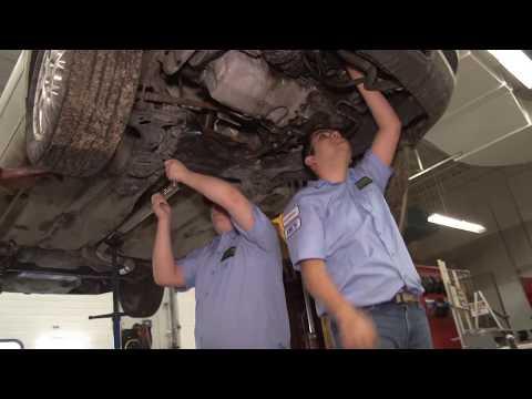 CV TEC Auto Collision Repair Program