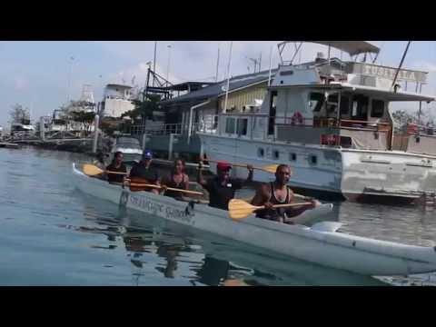 Papua New Guinea 2016  - Port Moresby/Milne Bay holiday