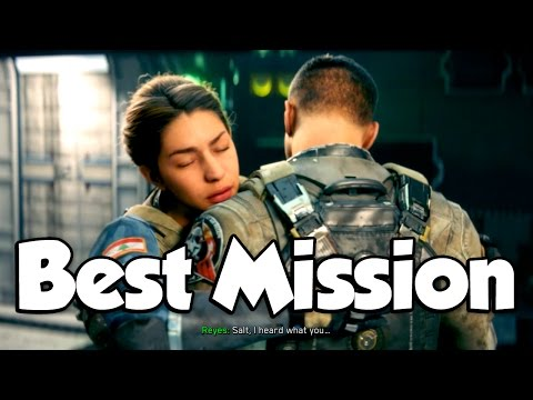 THE BEST MISSION! (Call of Duty: Infinite Warfare Campaign #6)