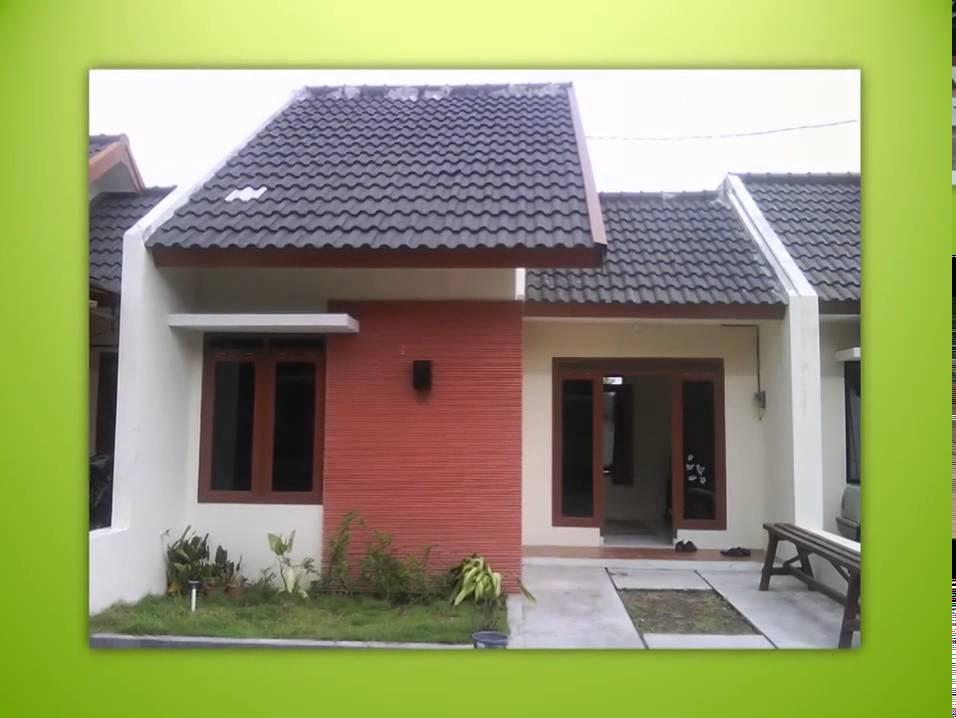 Desain Rumah Atap Baja Ringan