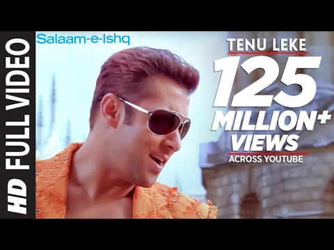 Tenu Leke Full Song Film Salaam-e-ishq