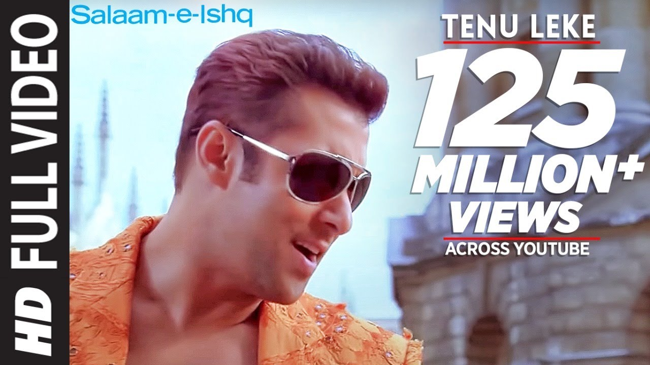 Download Tenu Leke (Full Song)   Salaam-E-Ishq   Salman Khan, Rimi Sen, Priyanka Chopra