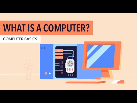 Computer Basics: What Is a Computer?