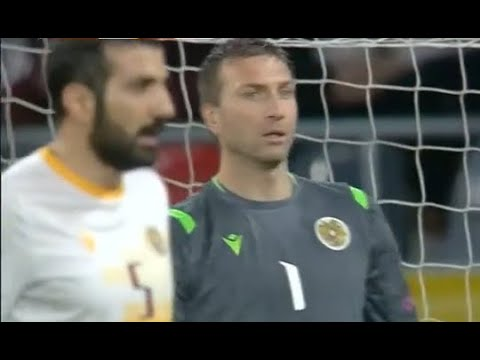 Румыния Армения 1-0 - Обзор и голы матча - Квалификация Чемпионат Мира Катар 2022