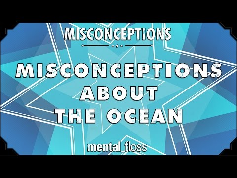 Misconceptions about the Ocean - mental_floss on YouTube (Ep. 44)