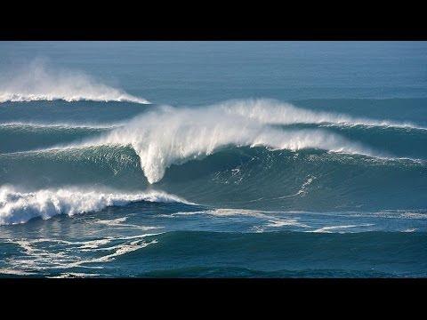 Nelscott Reef Oregon Big Wave World Tour Preview Youtube