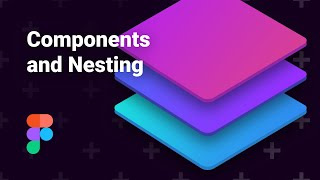 Components and Nesting in Figma