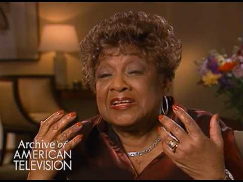 "Isabel Sanford on ""Guess Who's Coming to Dinner"""