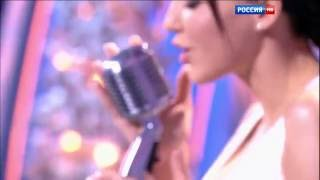 Алина Артц - Танцуй, моя девочка - Новогодний Голубой огонёк 2016