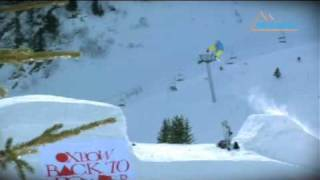 Toutleski.tv - Back To Powder - 3 - Oxbow - Areches Beaufort - ski freeride