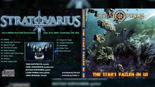 Stratovarius - The Star's Fallen in US (Full Bootleg) 2009 United States