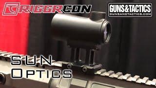 [Triggrcon 2019] Brand new red dots from Sun Optics
