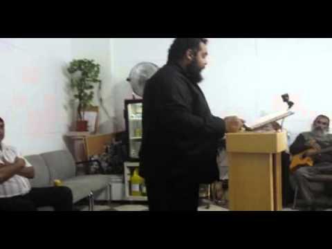 Hno,fifi en la iglesia del actur,,,en principe de paz elohim