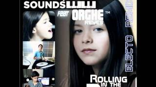 Los Vasquez Sounds - Rolling in the Deep (Orghe Reyes Electro Remix 2011)