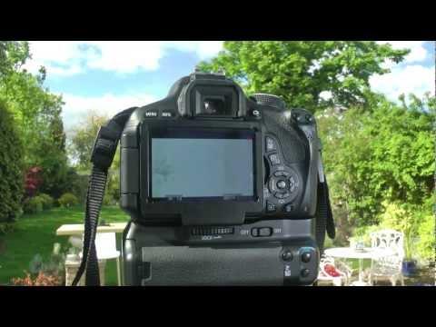 Canon 600d T3i manual exposure for dslr video